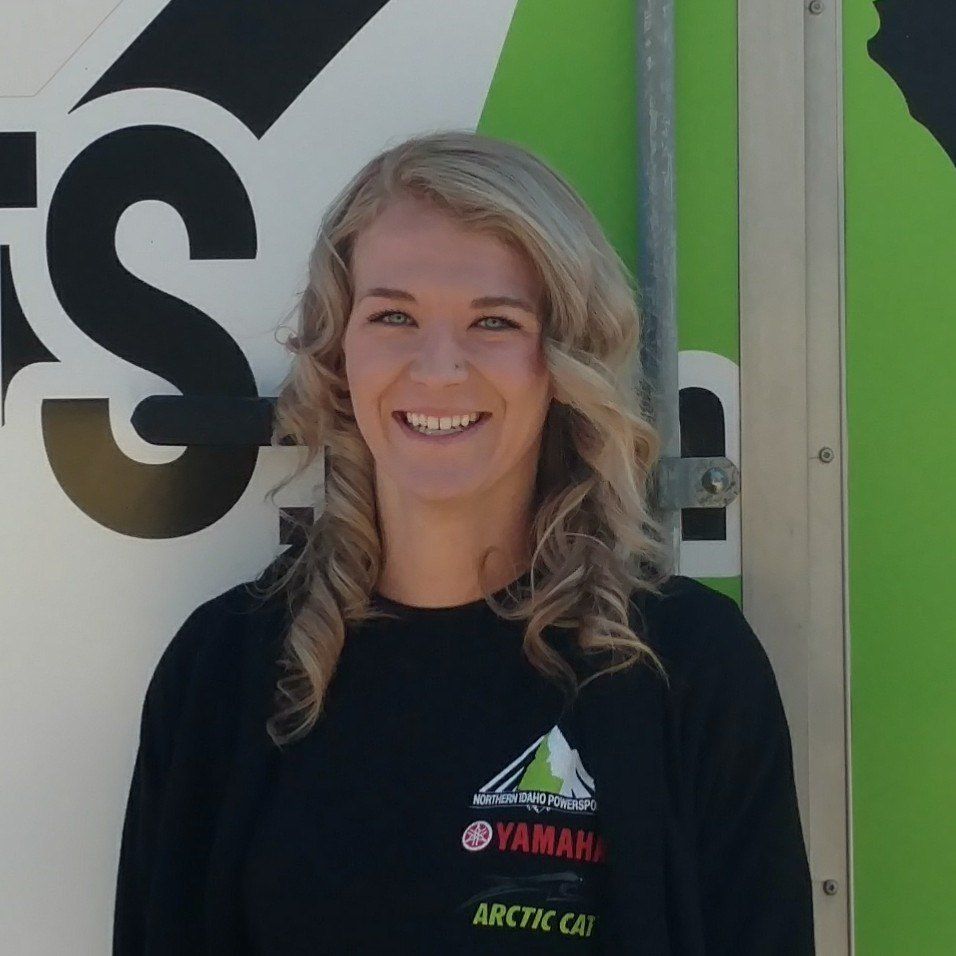 Ashlie Mcintire | PARTS & Service